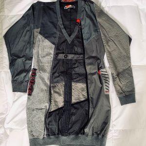 Desigual parachute dress sz 40